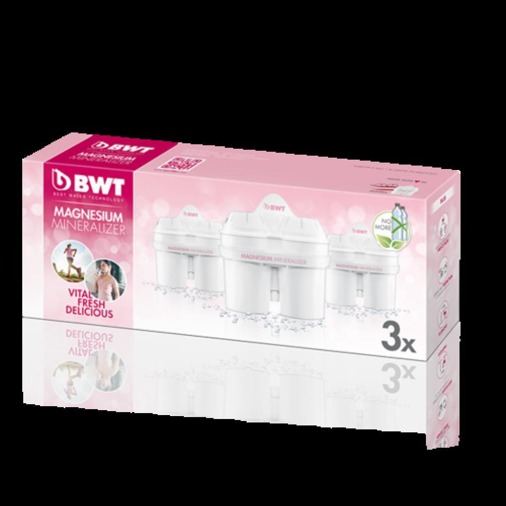 Produktové foto BWT náhradní filtry 3 ks