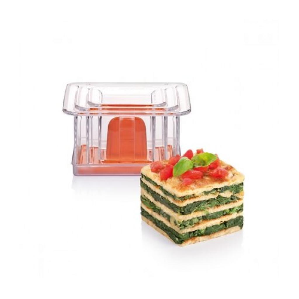 Produktové foto Tescoma Formičky na tvarování pokrmů PRESTO čtverec, 3 ks