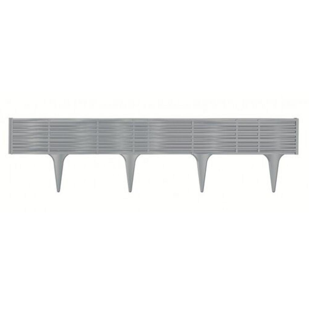 Produktové foto Travní lem String šedá, 390 cm
