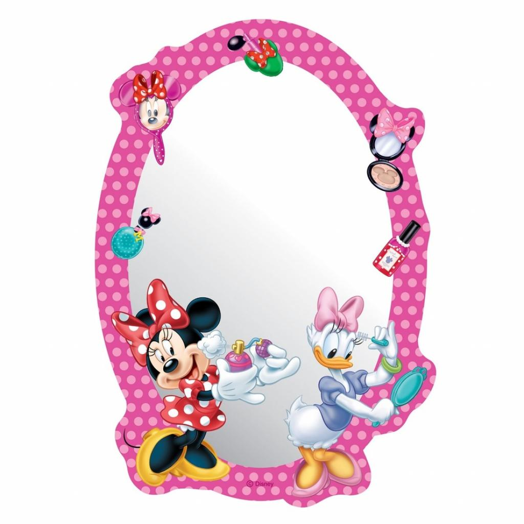 Produktové foto AG Art Samolepicí dětské zrcadlo Minnie Mouse, 15 x 21,5 cm