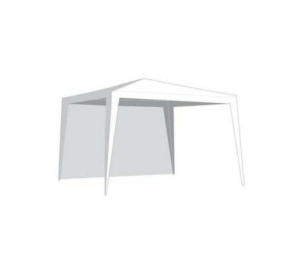Produktové foto VETRO-PLUS bočnice zahradního stanu bez okna bílá