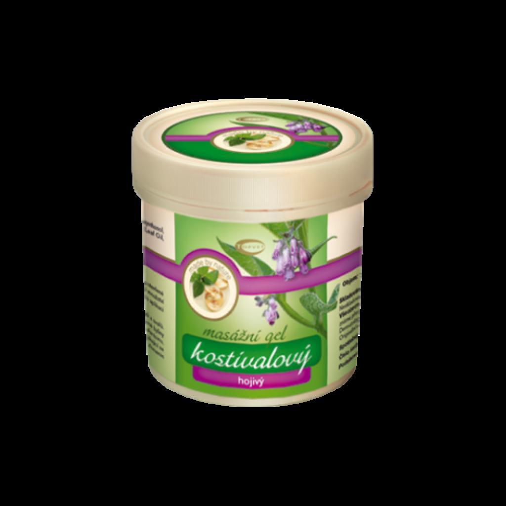 Produktové foto Topvet Kostivalový gel, 250 ml