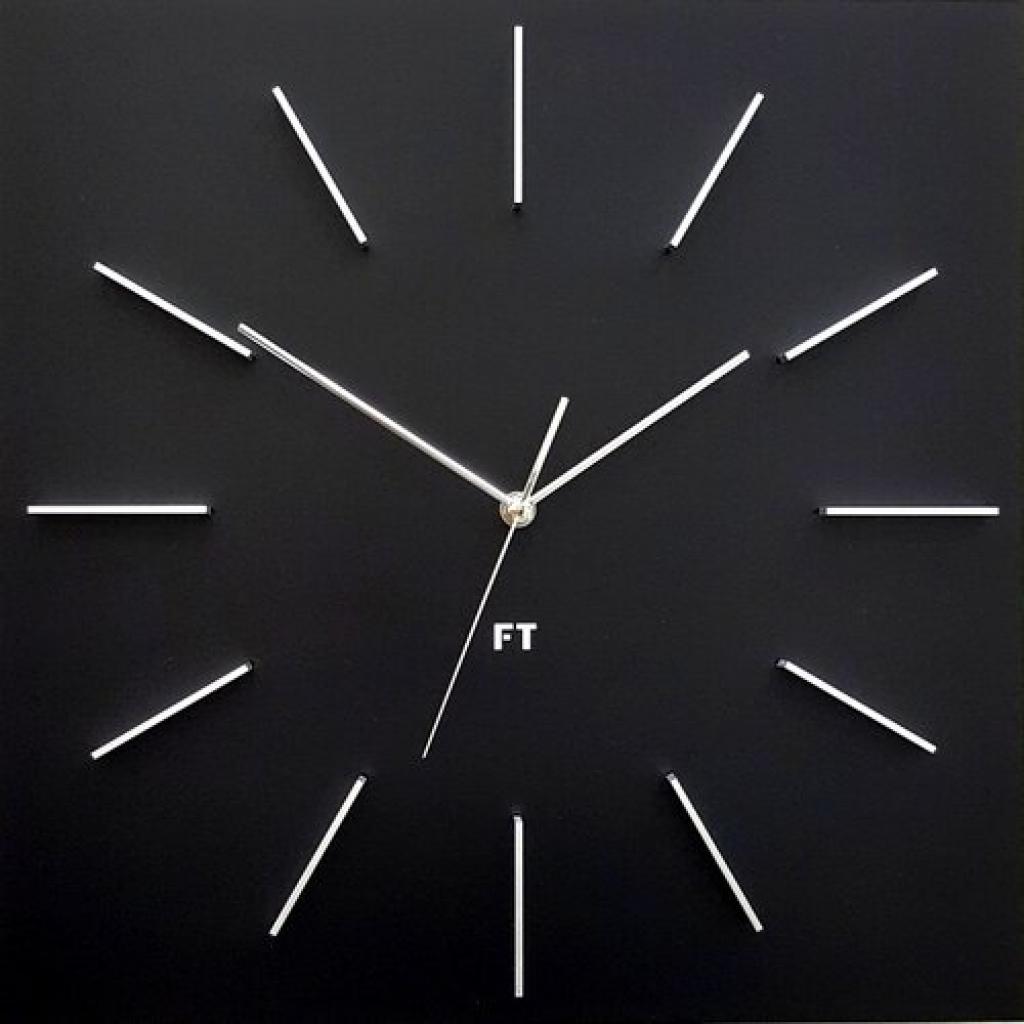 Produktové foto Future Time FT1010BK Square black Designové
