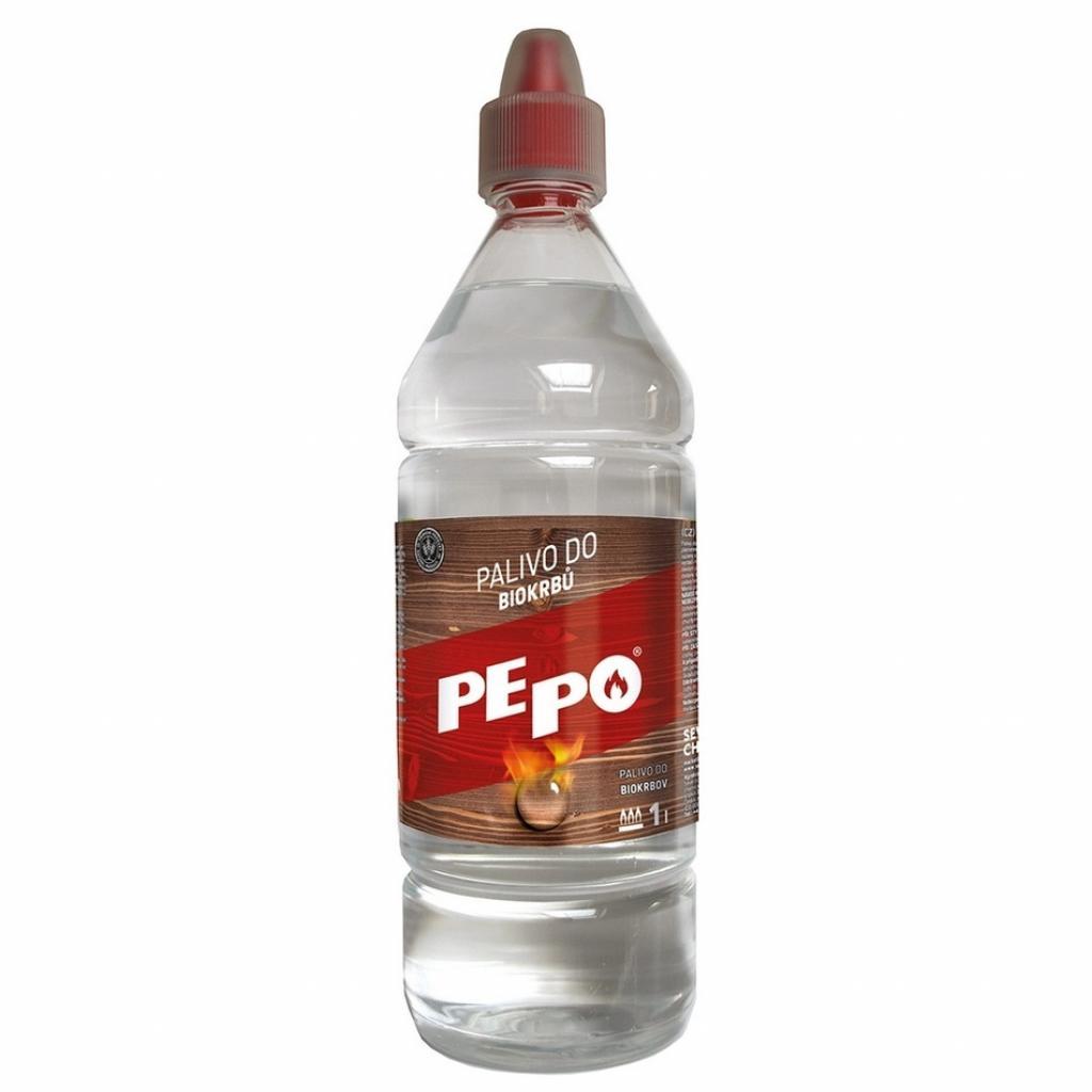 Produktové foto PE-PO Biolíh 1 l