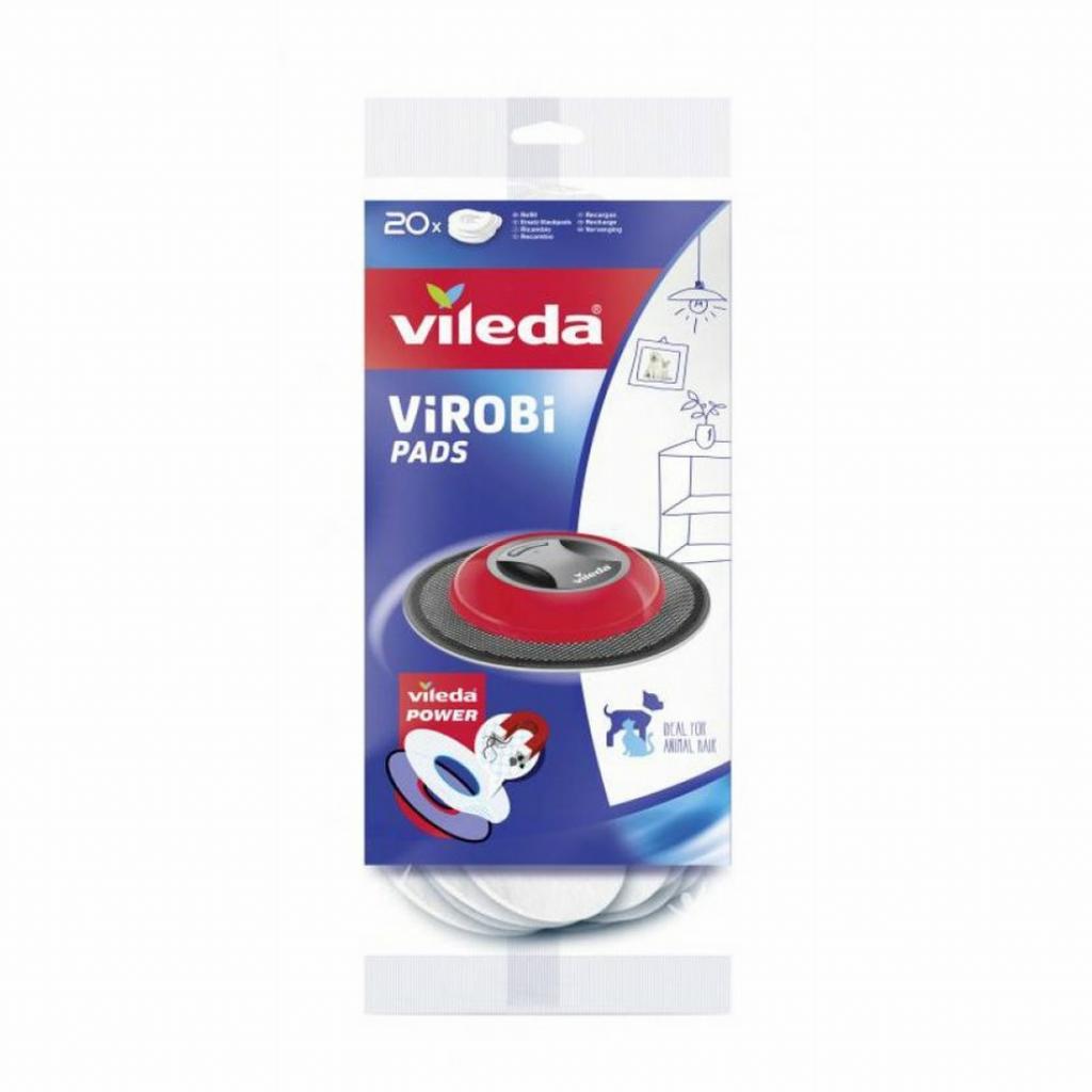 Produktové foto Vileda Virobi náhrada 20ks