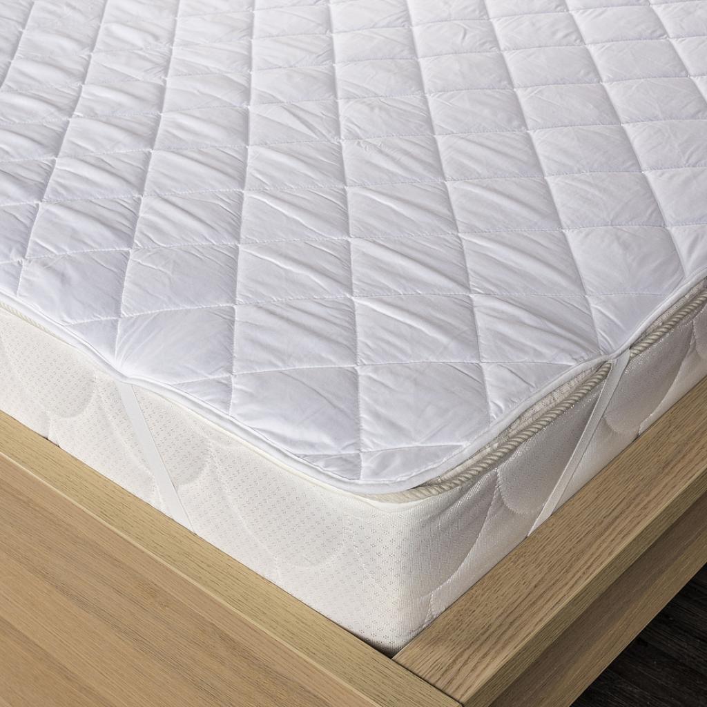 Produktové foto Kvalitex Chránič matrace prošitý z dutého vlákna, 180 x 200 cm