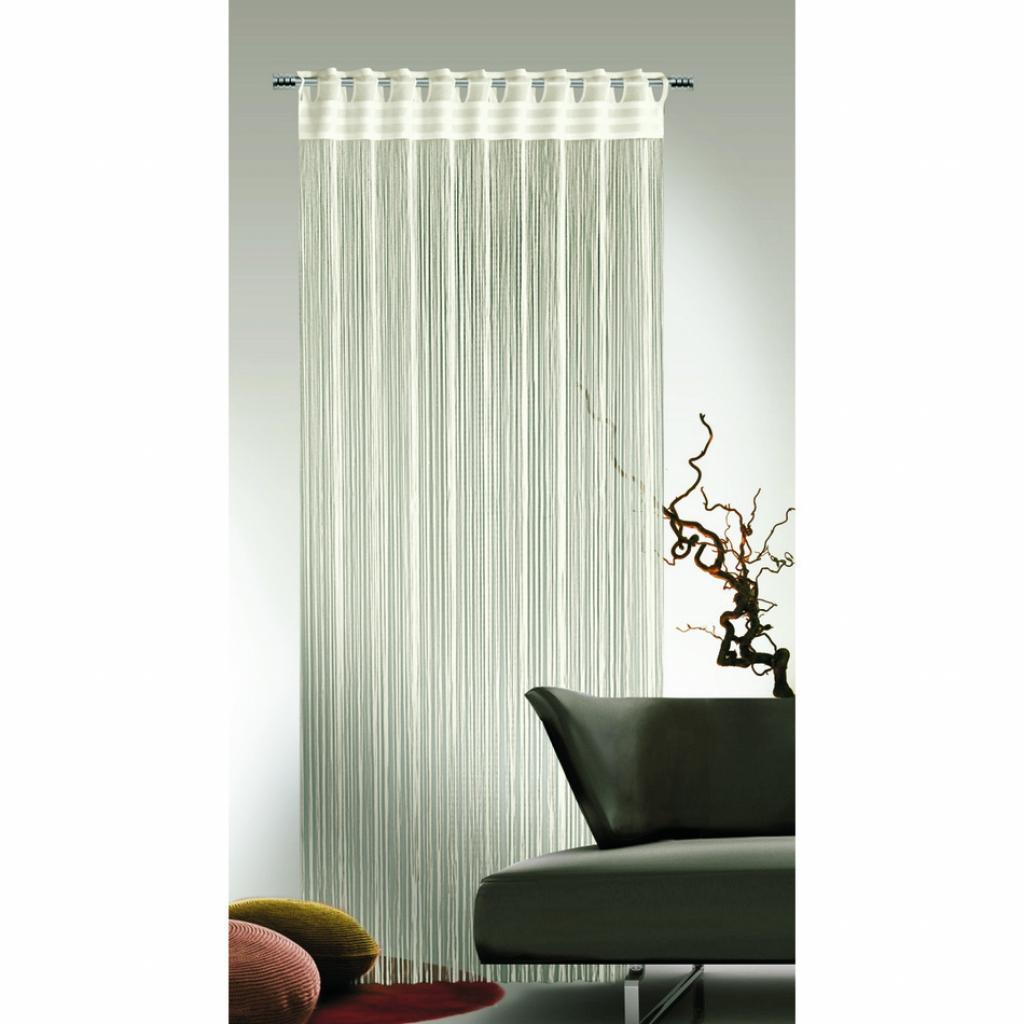Produktové foto Albani Provázková záclona Cord krémová, 90 x 245 cm