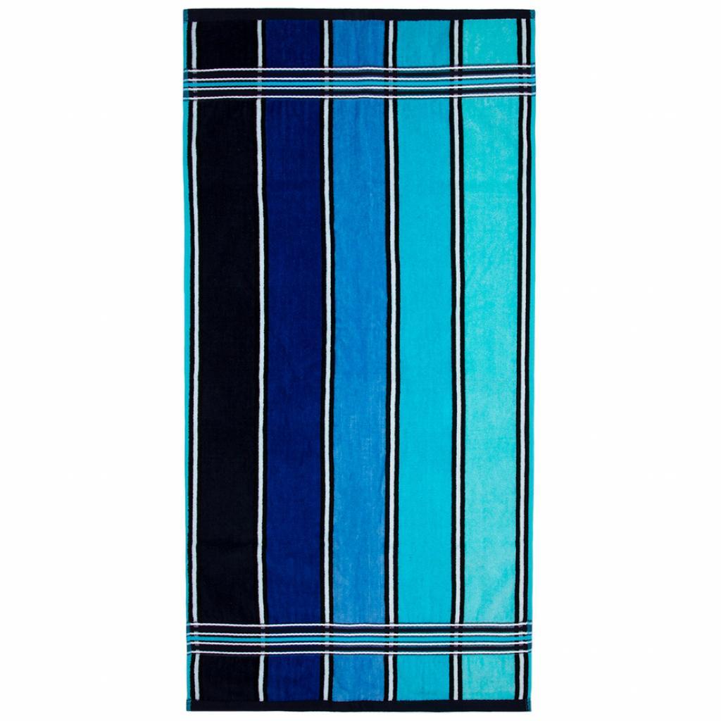 Produktové foto Jahu Ručník Rainbow modrá