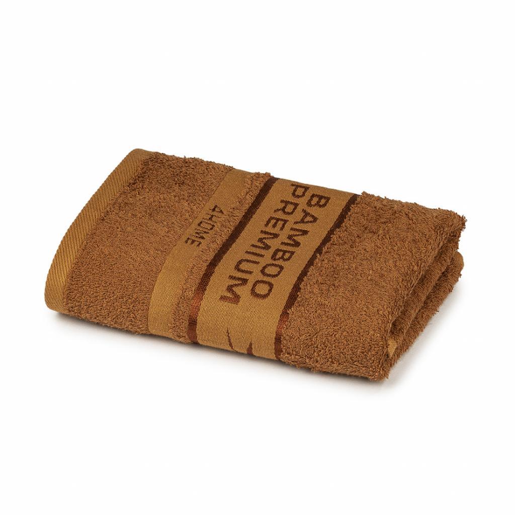 Produktové foto 4Home Ručník Bamboo Premium hnědá