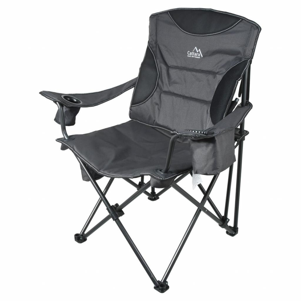Produktové foto Cattara Židle kempingová skládací MERIT XXL 101cm
