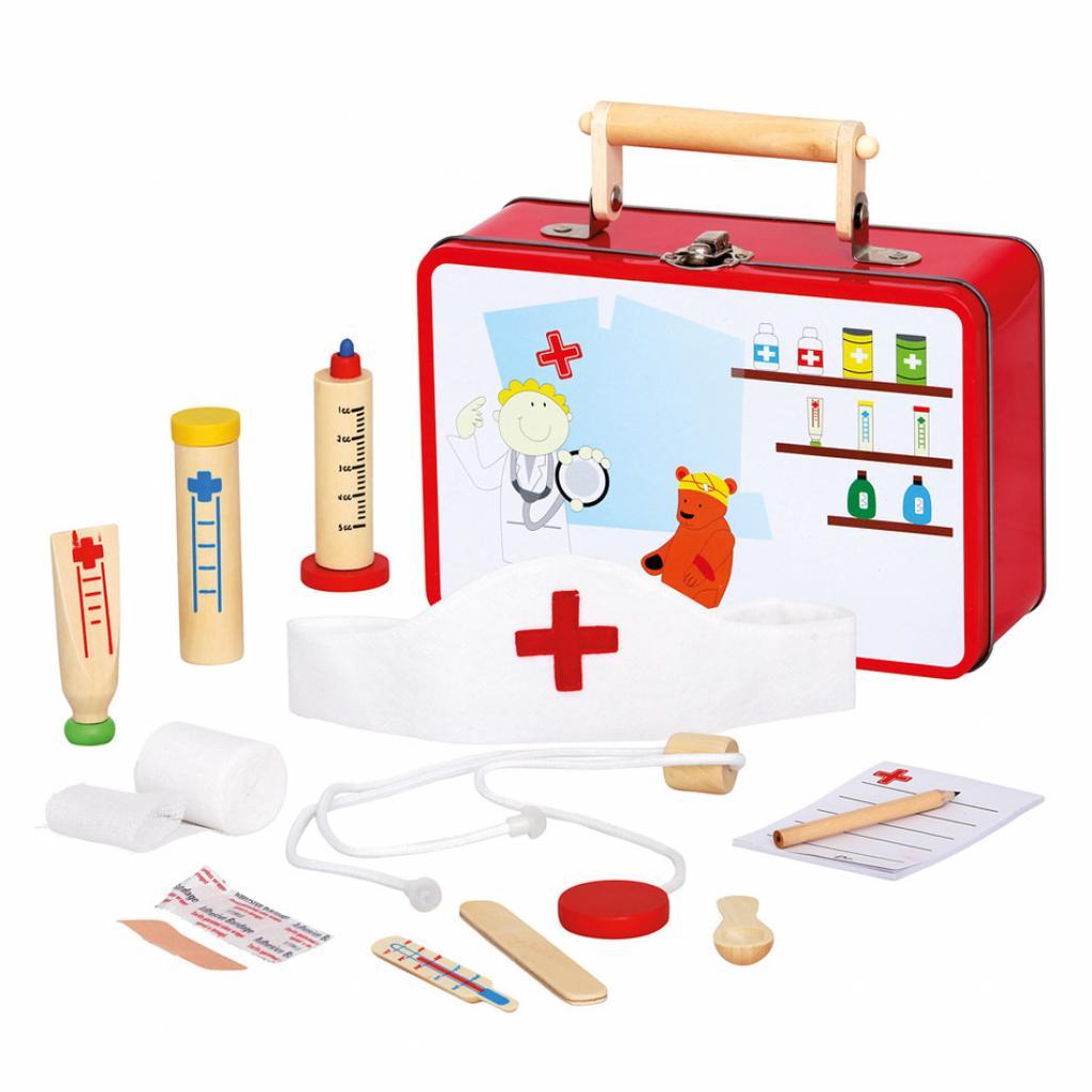 Produktové foto Bino Zvěrolékařský kufřík