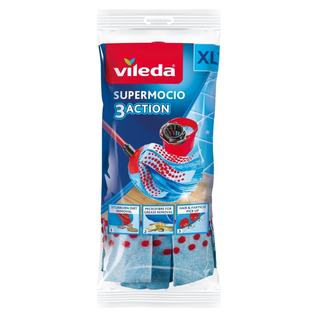 Produktové foto Vileda SuperMocio 3 Action náhrada