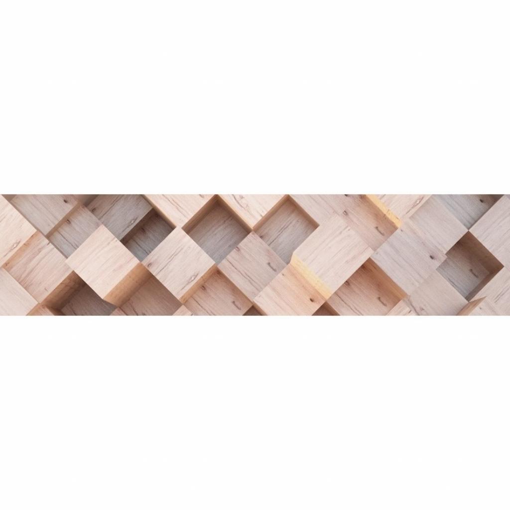 Produktové foto AG Art Samolepicí bordura 3D Woody, 500 x 14 cm