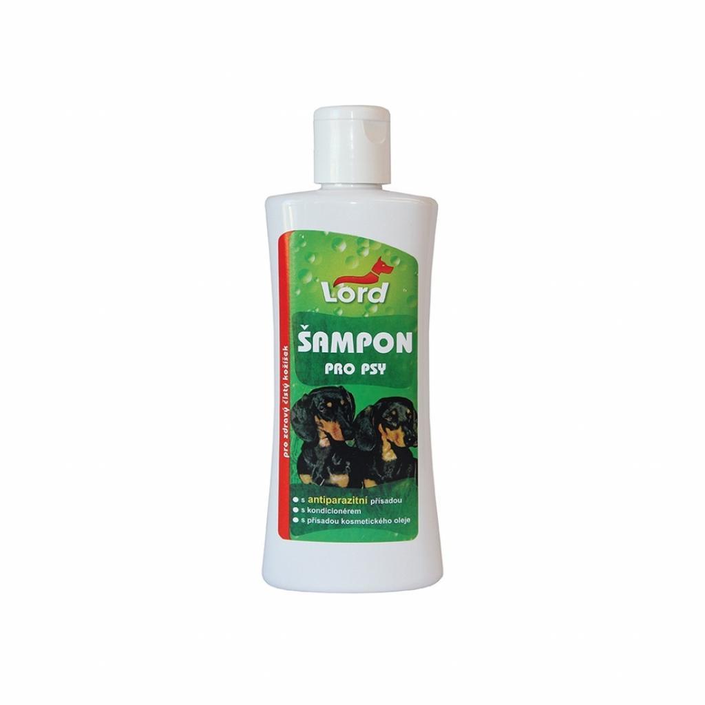 Produktové foto Lord Antiparazitní šampon pro psy, 250 ml