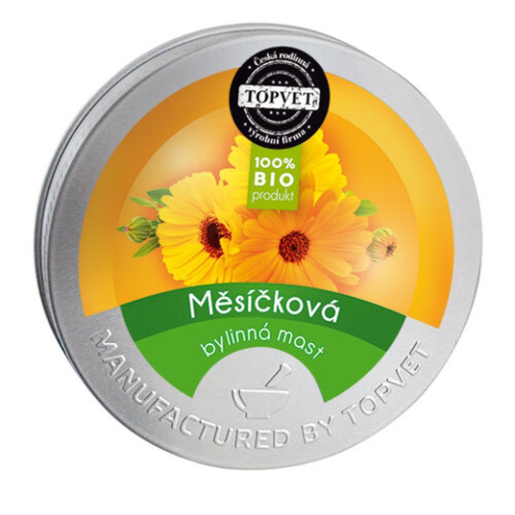 Produktové foto Topvet Měsíčková mast, 50 ml