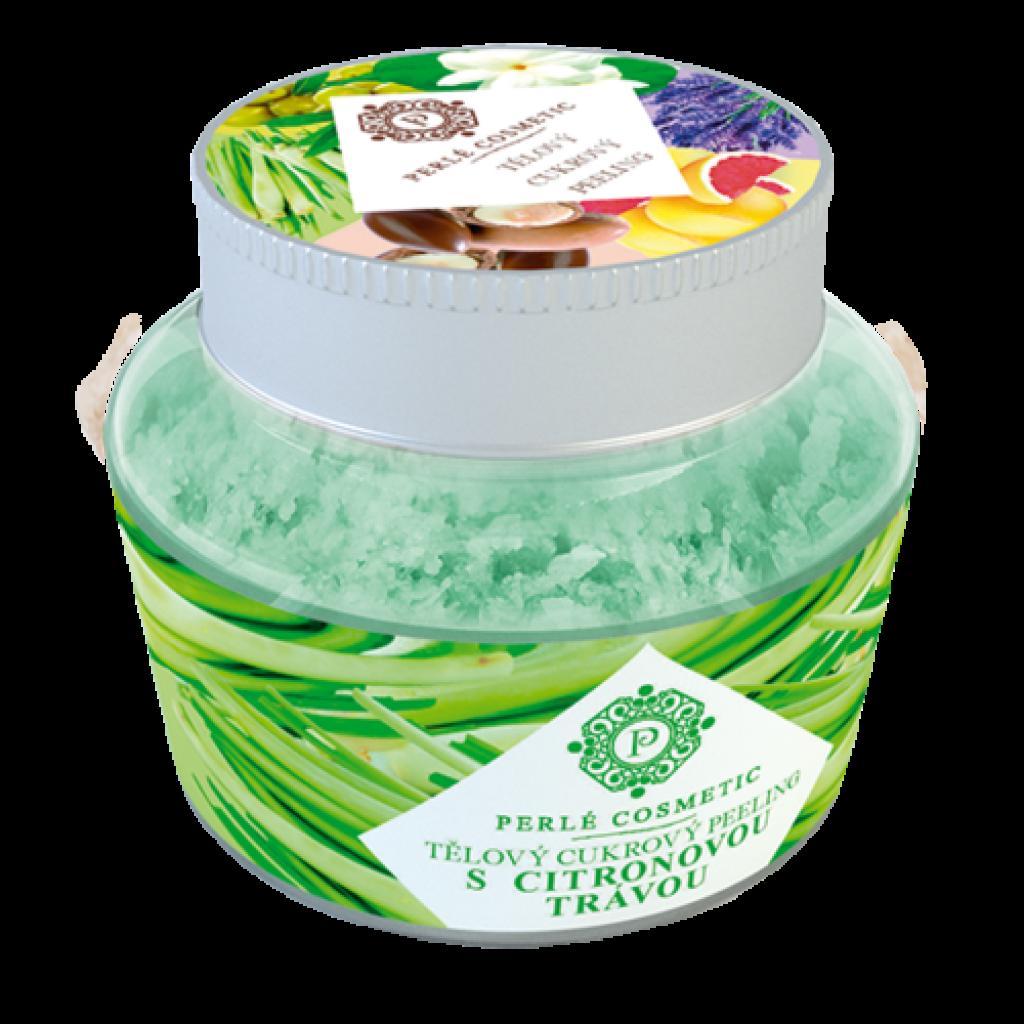 Produktové foto Topvet Cukrový peeling citronová tráva 200 g