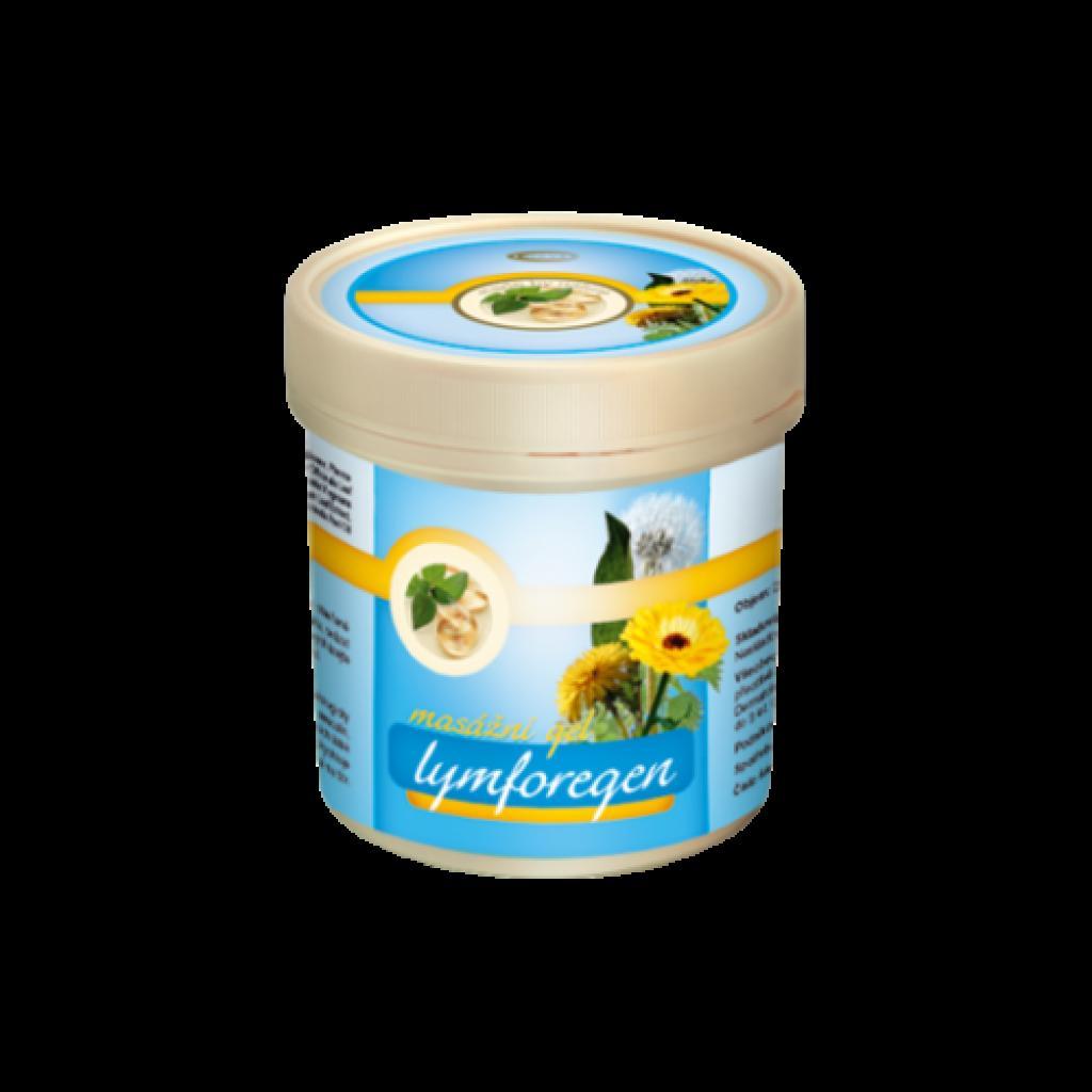 Produktové foto Topvet Lymforegen gel, 250 ml
