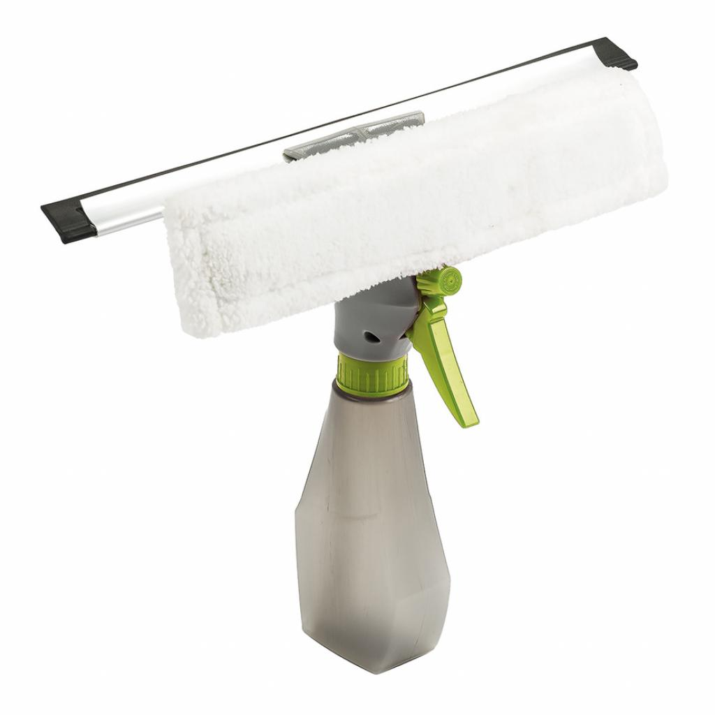 Produktové foto 4Home Stěrka na okno s dávkovačem, 31 x 26 cm, 250 ml