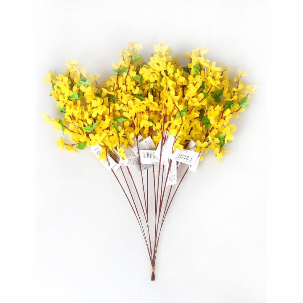 Produktové foto Umělá květina Zlatý déšť, sada 12 ks, HTH