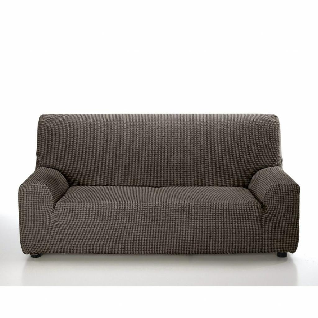Produktové foto Forbyt Multielastický potah na sedací soupravu Sada hnědá, 140 - 200 cm