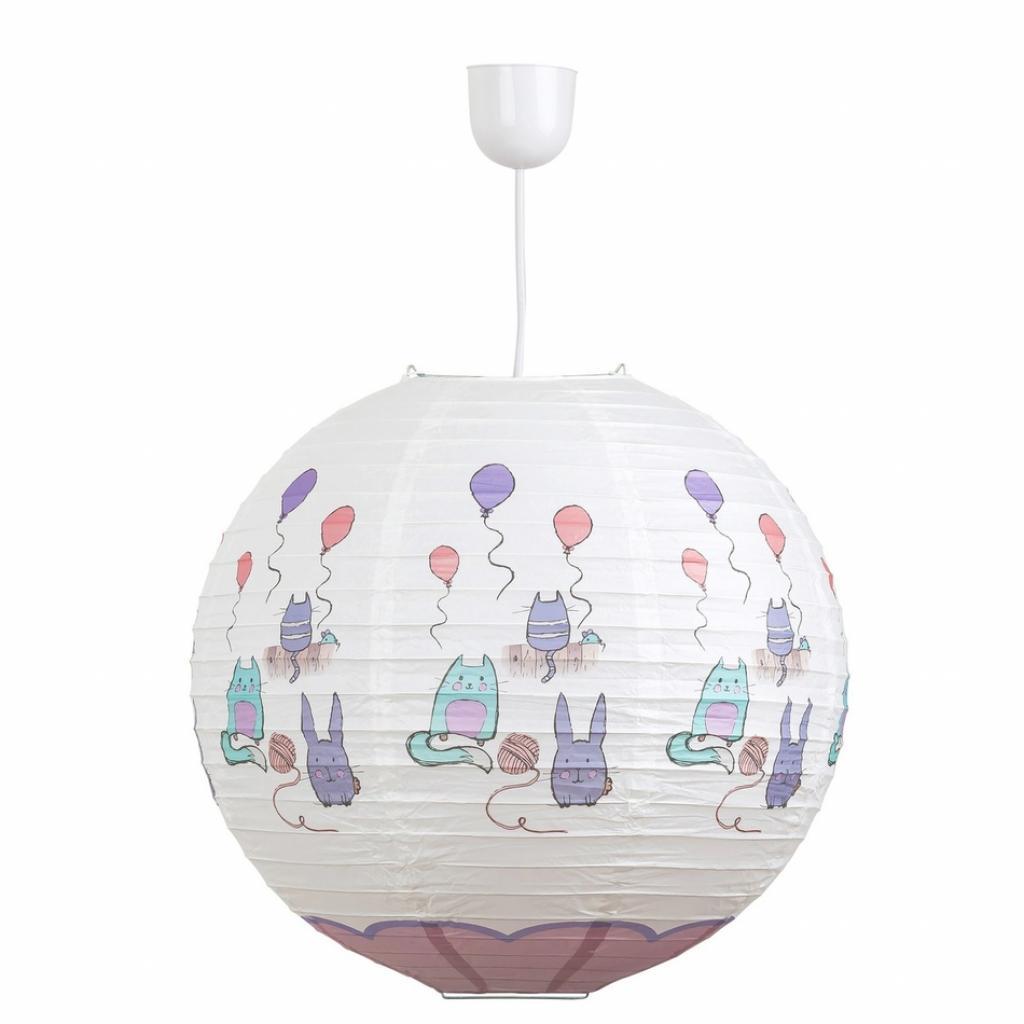 Produktové foto Rabalux 4632 Cathy dětské stropní svítidlo, růžová