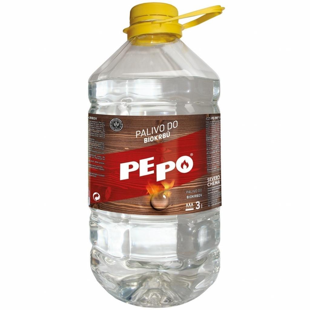Produktové foto PE-PO biolíh 3 L