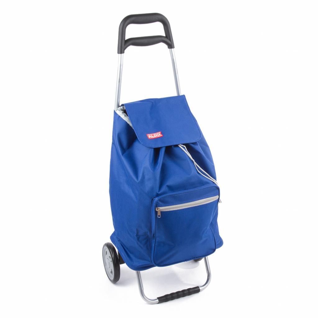 Produktové foto Aldo Nákupní taška na kolečkách Cargo, modrá