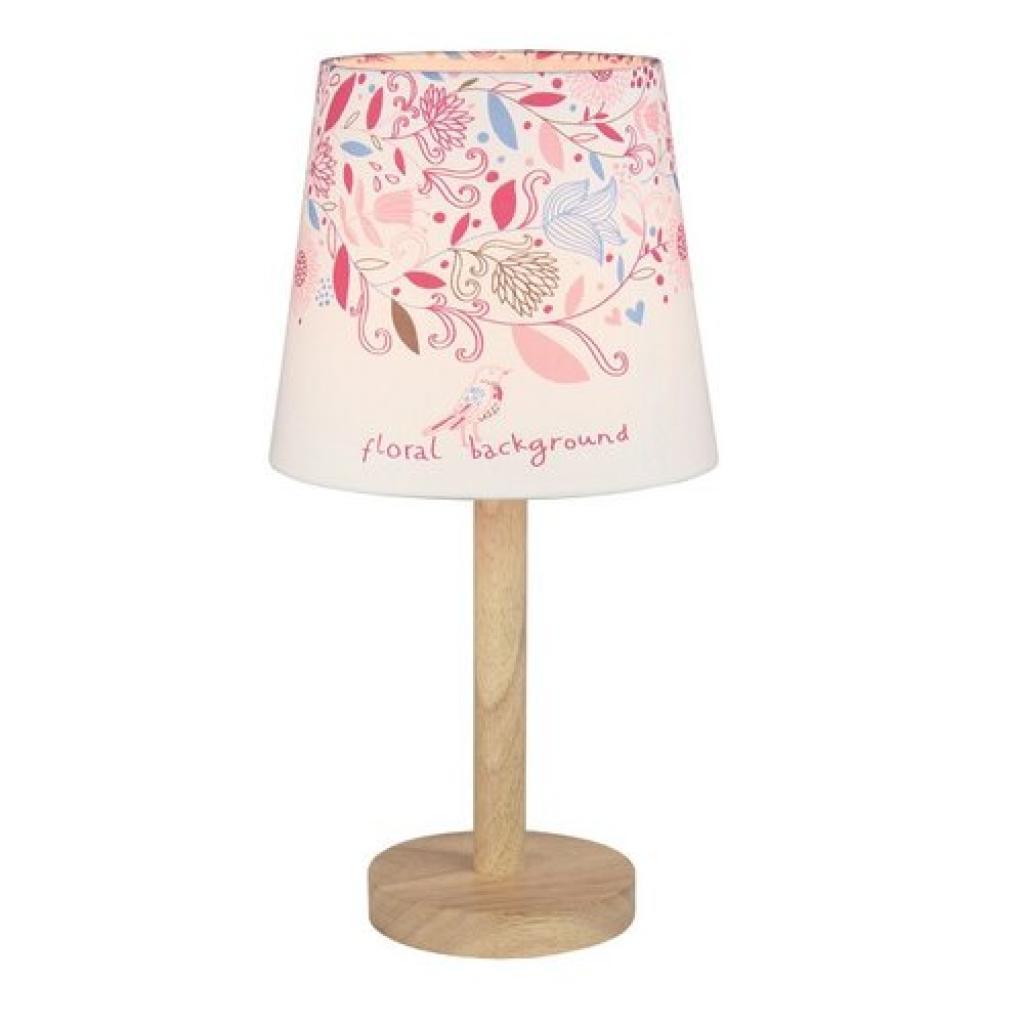 Produktové foto Tempo Kondela Stolní lampa Qenny 8