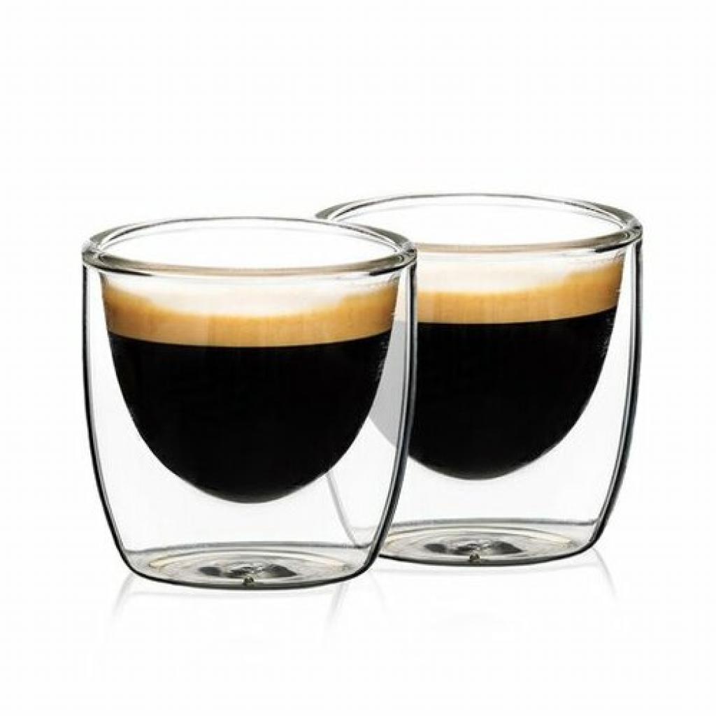 Produktové foto 4Home Termo sklenice na espresso Hot&Cool 80 ml, 2 ks