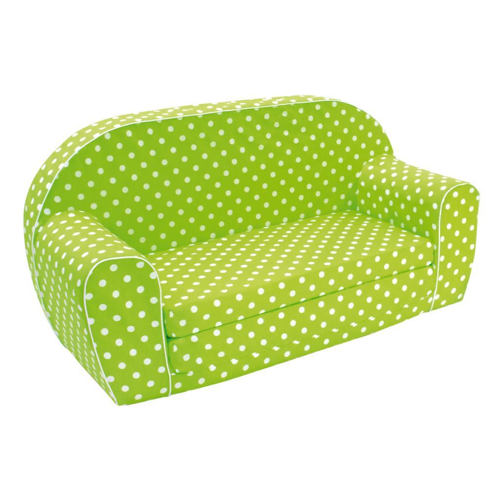 Produktové foto Bino mini pohovka, zelená