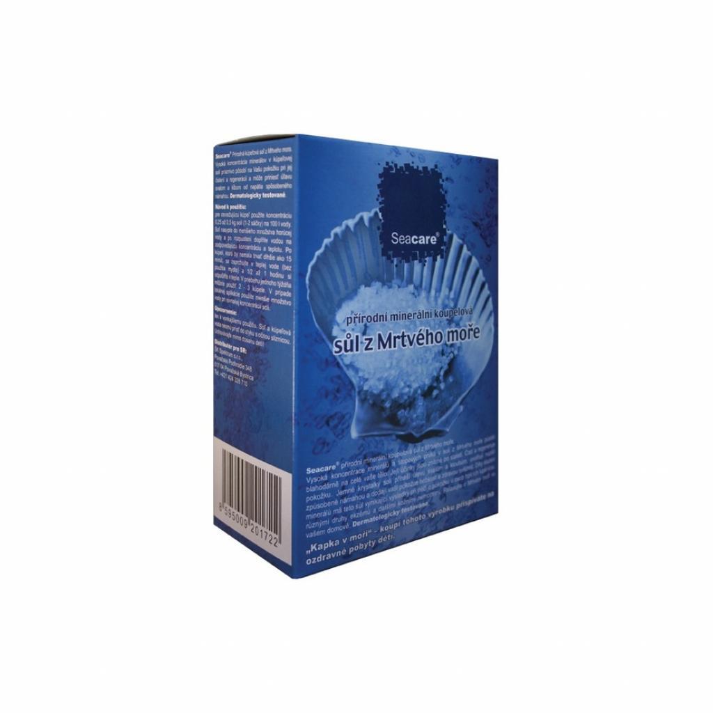 Produktové foto Seacare Přírodní minerální koupelová sůl, 1 kg