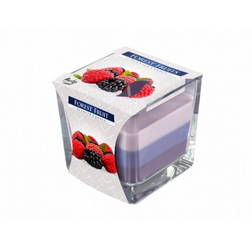 Produktové foto Svíčka ve skle Bispol Forest Fruits 170g