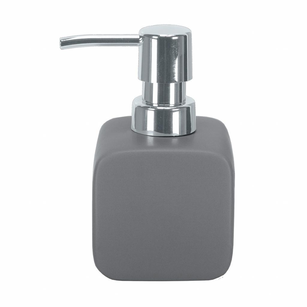 Produktové foto Kleine Wolke dávkovač mýdla Cubic antracit