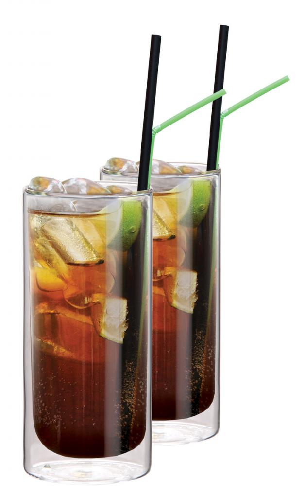 Produktové foto Maxxo termo sklenička Cuba libre 2ks 0,4l