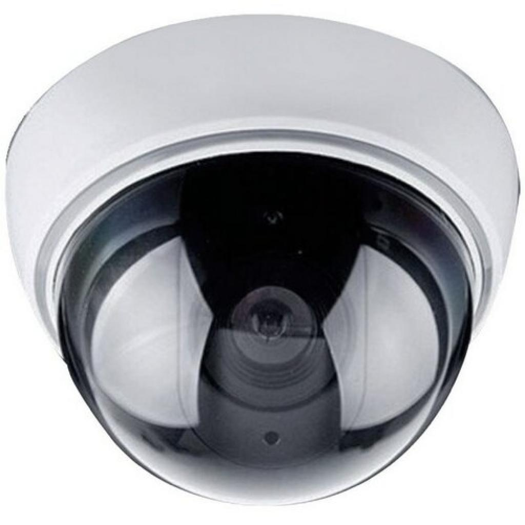 Produktové foto Solight Maketa bezpečnostní kamery na strop