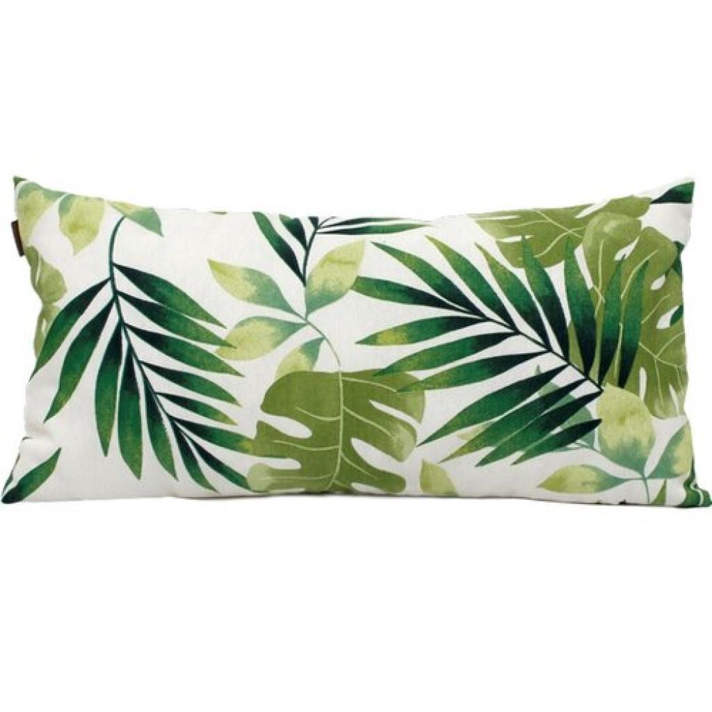 Produktové foto Domarex Povlak na polštář Green Leaves, 30 x 50 cm