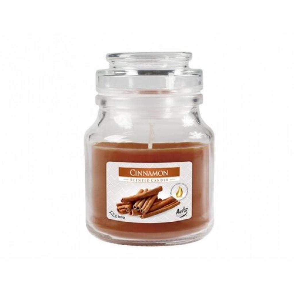 Produktové foto Vonná svíčka ve skle Skořice, 120 g