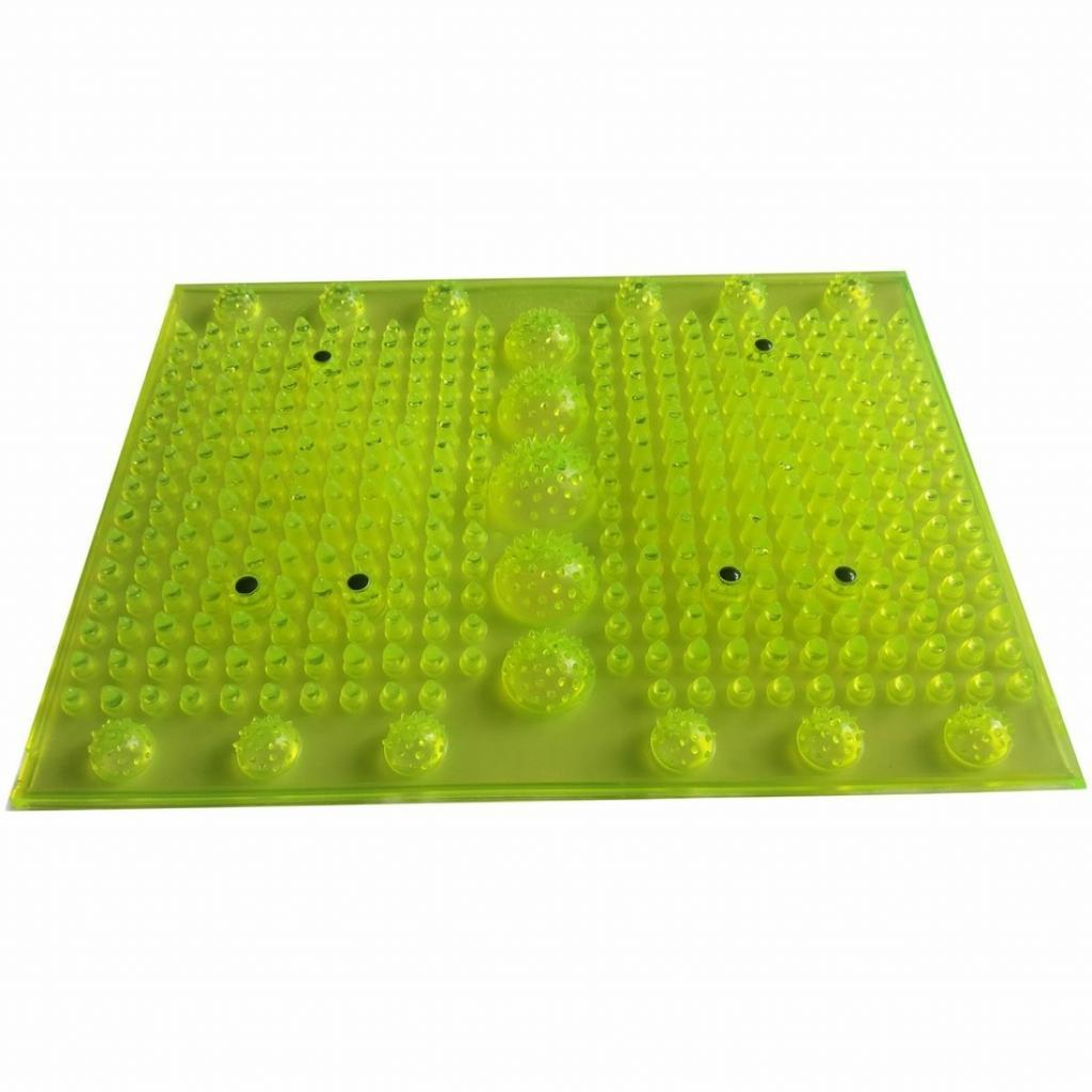 Produktové foto Akupresurní masažní podložka s magnety SJH303