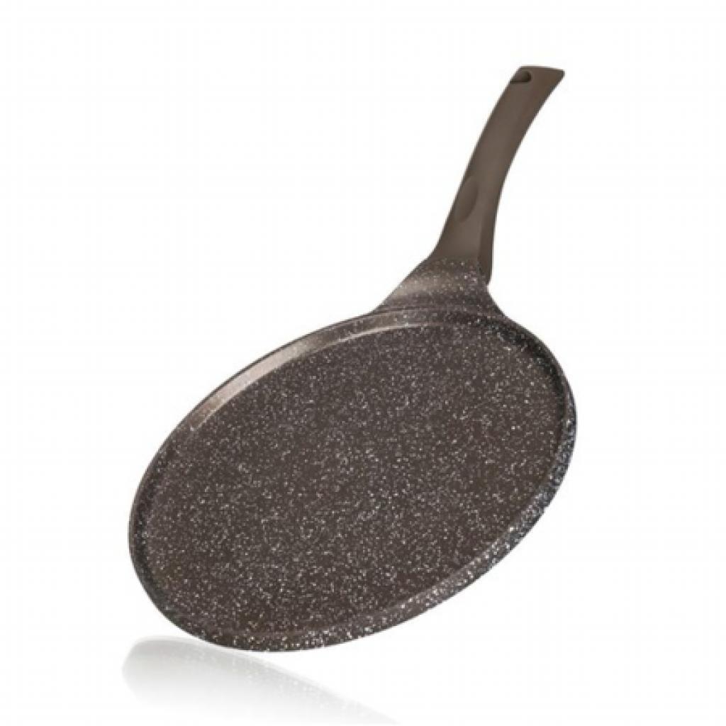 Produktové foto Banquet Pánev na palačinky s nepřilnavým povrchem Granite Dark Brown 26 cm