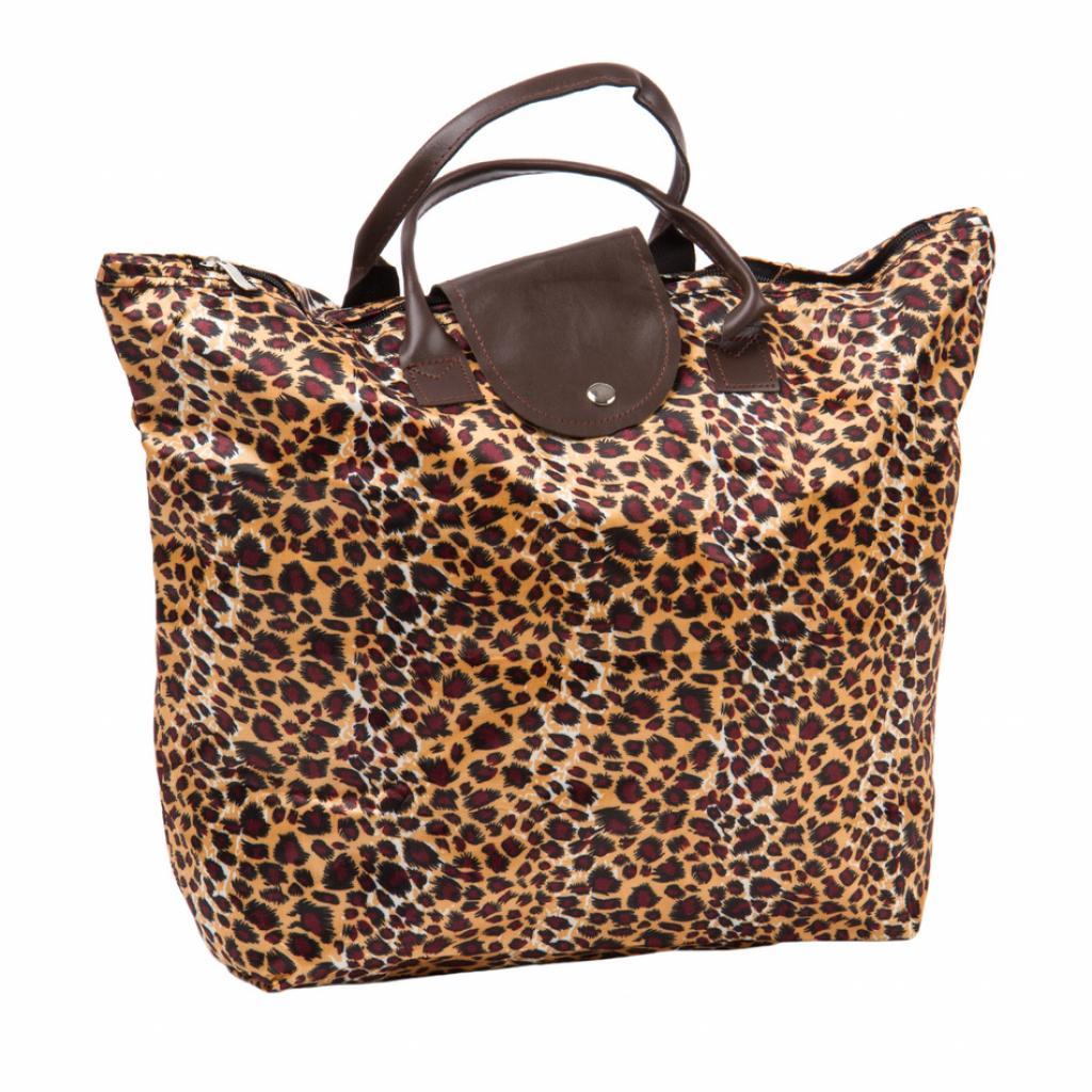 Produktové foto Skládací taška Gepard, hnědá