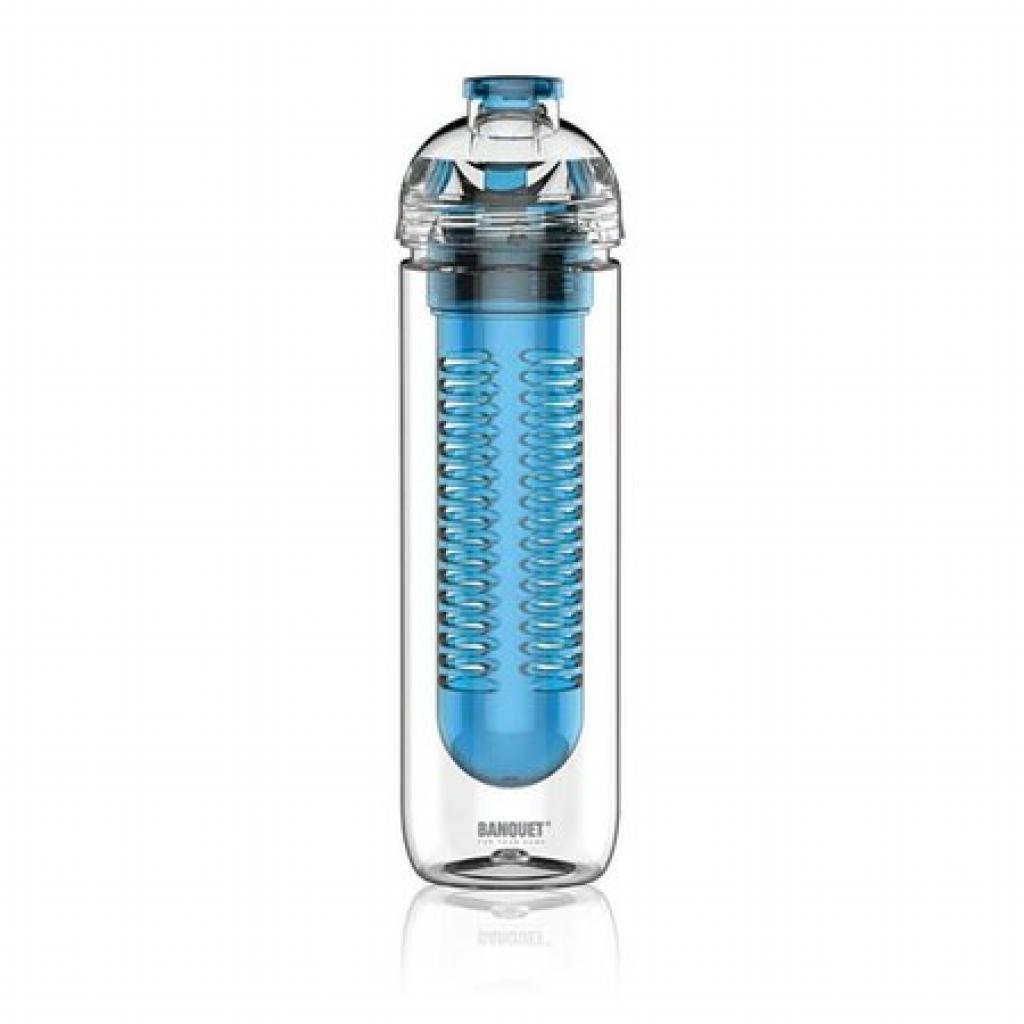 Produktové foto BANQUET Láhev sportovní SWITCH 500 ml, modrá,