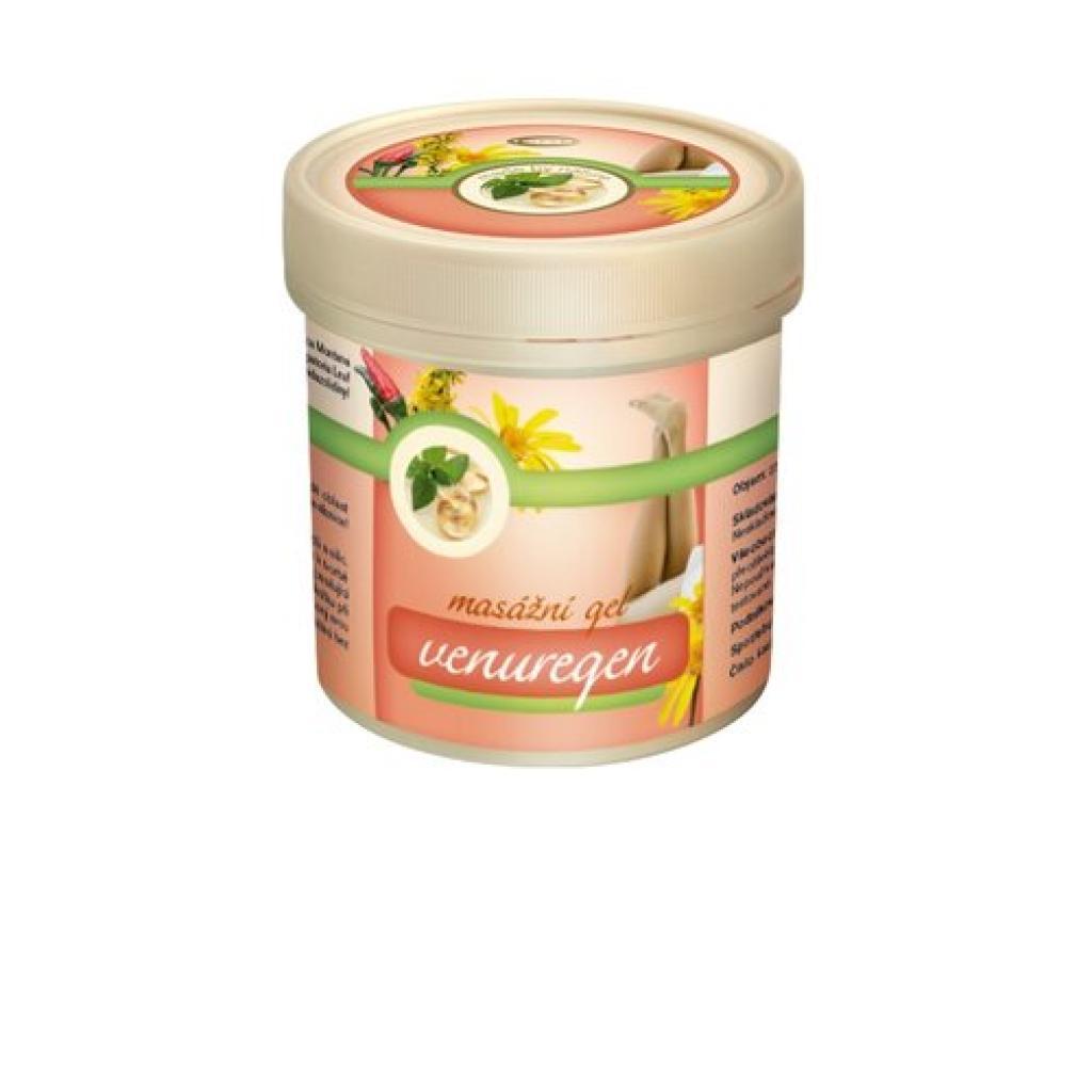 Produktové foto TOPVET Venuregen masážní gel 250 ml
