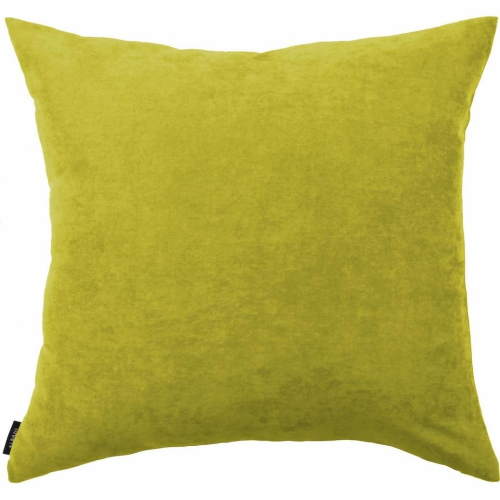 Produktové foto Albani Povlak na polštářek Monaco zelená