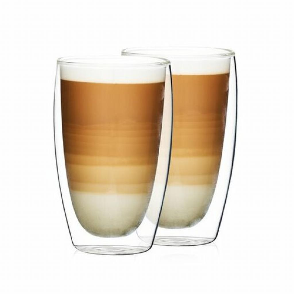Produktové foto 4Home Termo sklenice na latté Hot&Cool 410 ml, 2 ks