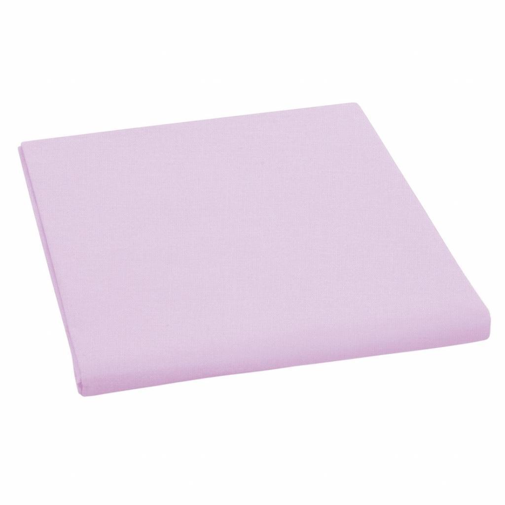Produktové foto Bellatex Plátěné prostěradlo fialová, 150 x 230 cm