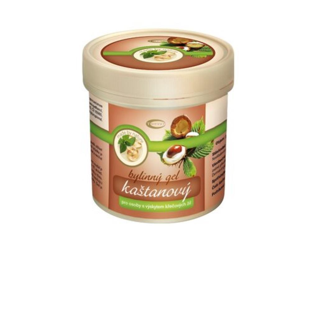 Produktové foto Topvet kaštanový gel na křečové žíly 250 ml