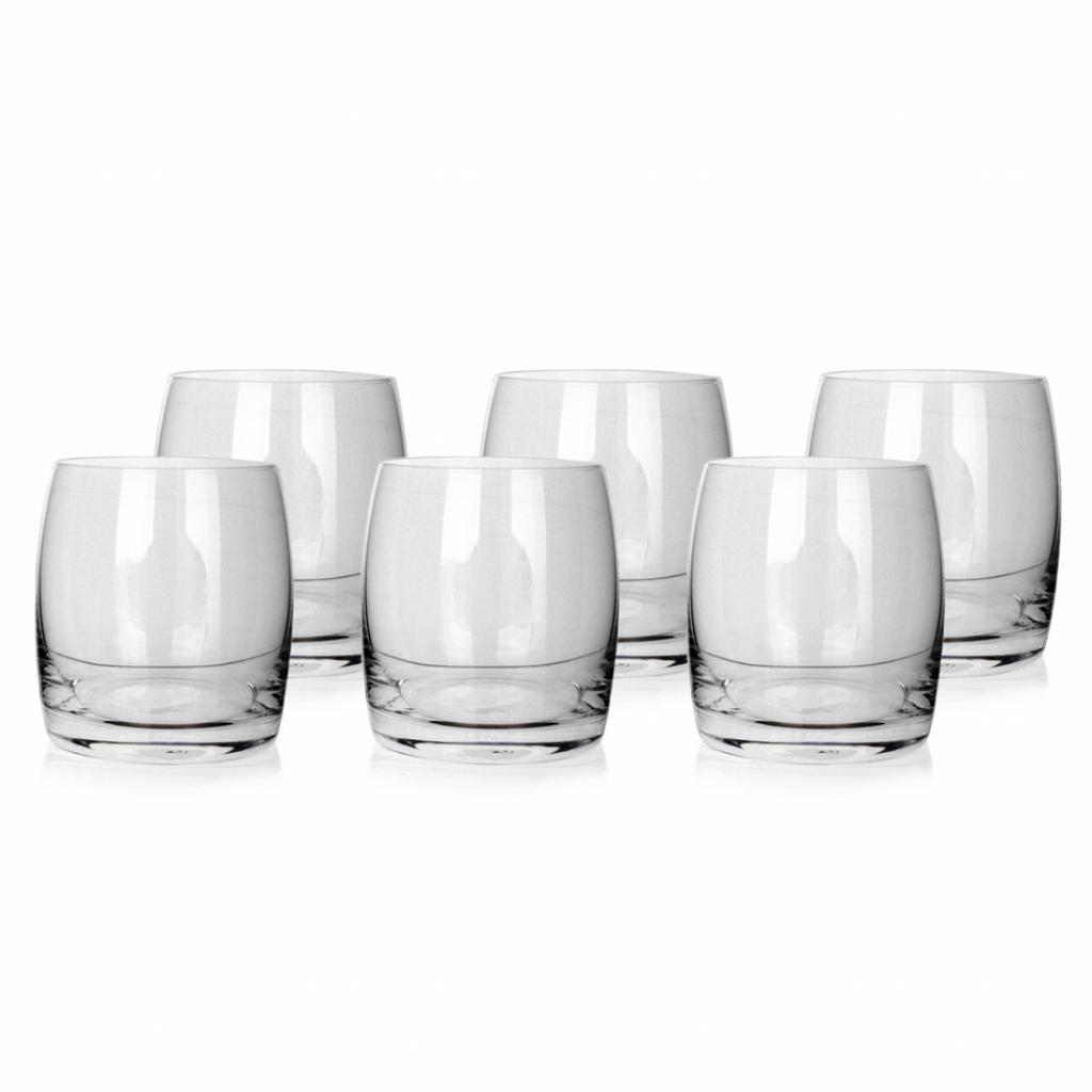 Produktové foto Banquet Crystal Sada sklenic na whisky Leona 280 ml, 6 ks