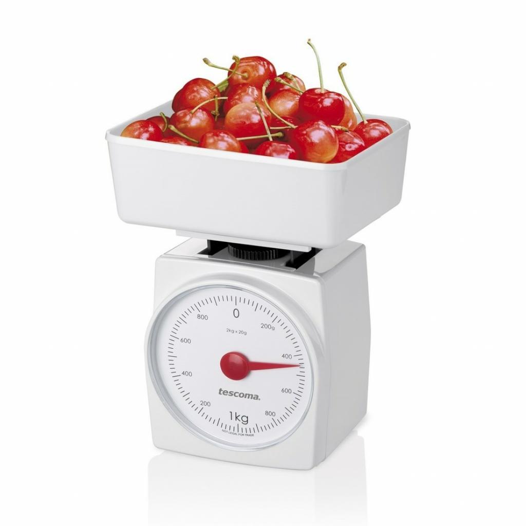 Produktové foto Tescoma Kuchyňské váhy ACCURA 2.0 kg