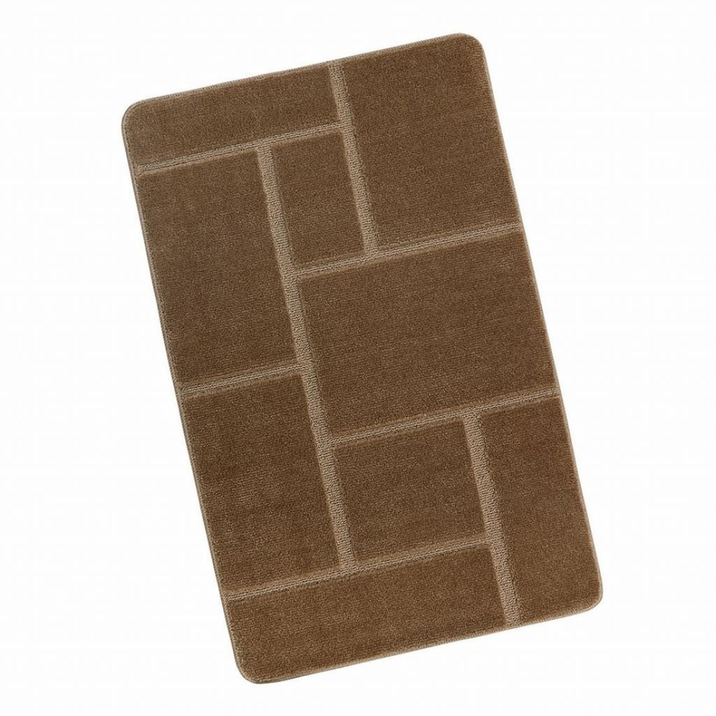 Produktové foto Bellatex Koupelnová předložka STANDARD 60x50 Zeď béžová