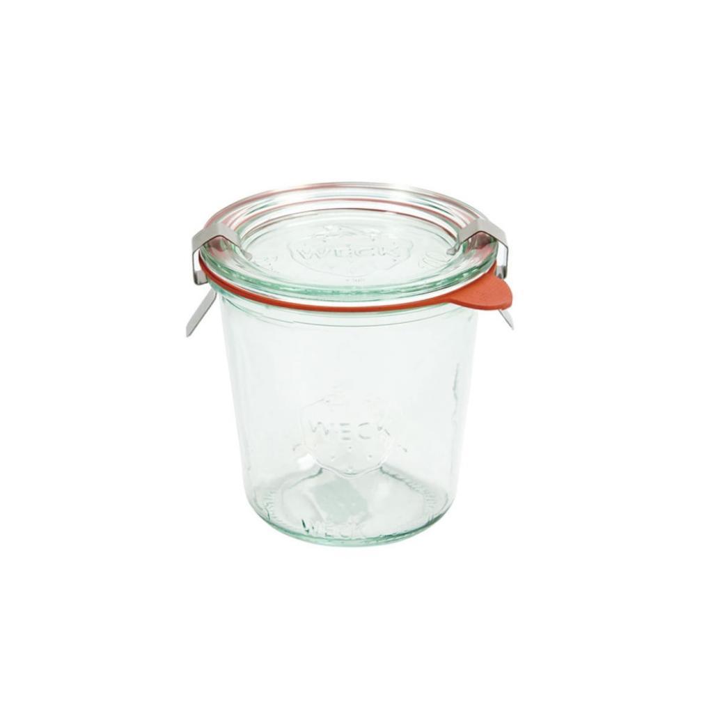 Produktové foto WECK Zavařovací sklenice 500 ml